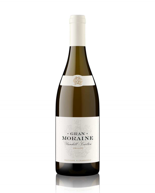 Gran Moraine Dropstone Chardonnay bottle shot